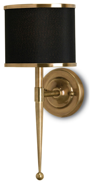 Primo Wall Sconce                                              Currey In A Hurry