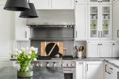 Kitchen of the Week: Stylish White Kitchen With Improved Storage