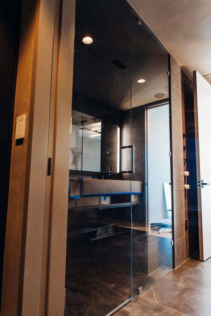 Glass Interior Project