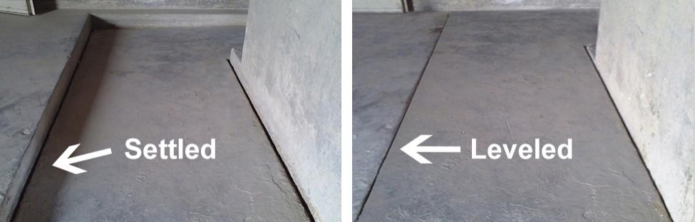 Concrete Lifting Project