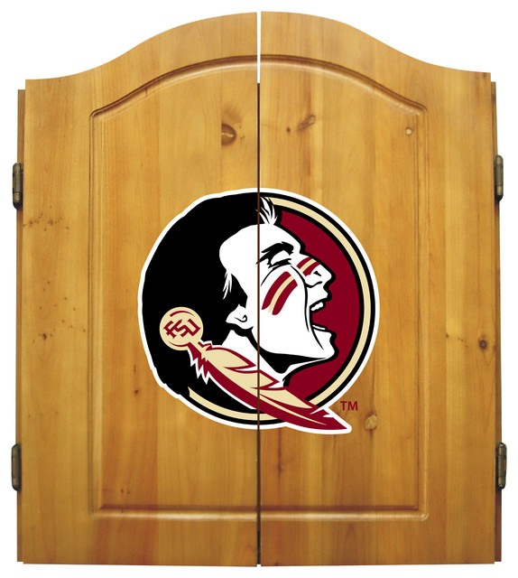 Florida State Dart Cabinet - Contemporary - Darts And Dartboards - by Imperial International