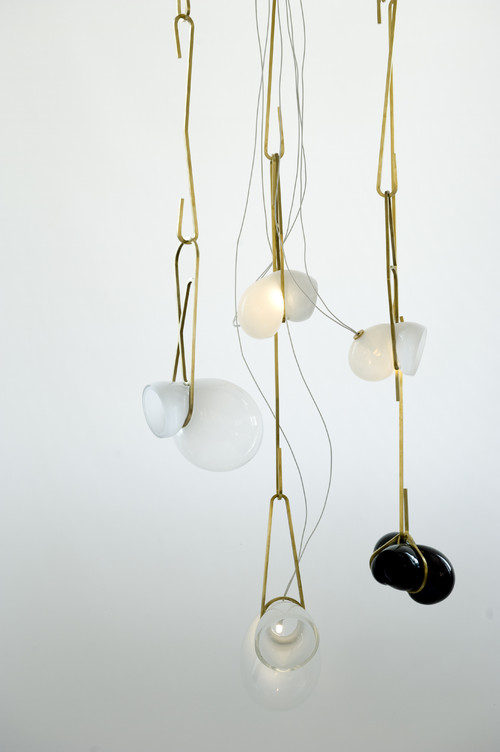 pendant lighting Catch by Lindsey Adelman