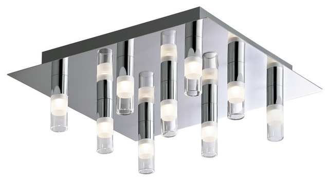 Integrated Led Ceiling Fixture.