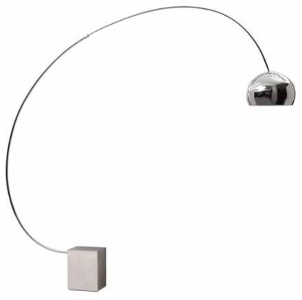 Zuo Modern Pure Gravity 1 Light Floor Lamp Contemporary Floor Lamps