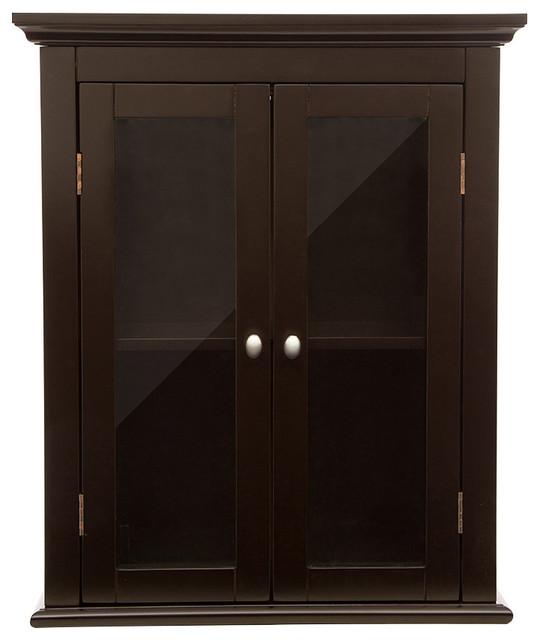 """Wooden Storage Cabinet, 24""""."""