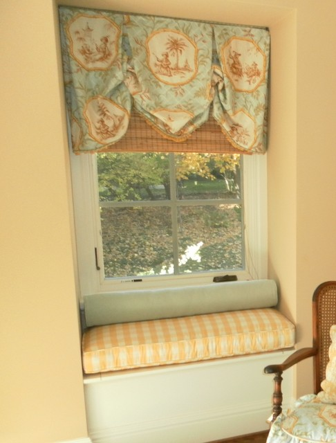 Window treatments for Cincinnati window design