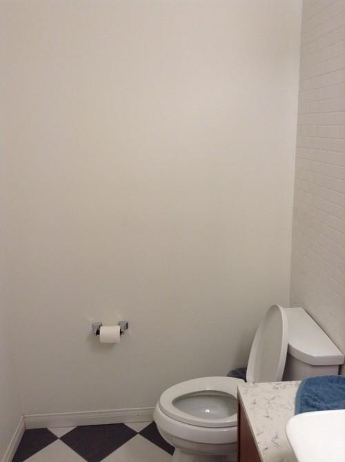 Need help with my half bath for Help design my bathroom