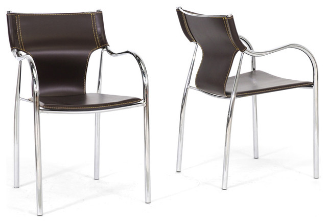Harris Modern Dining Chairs Set Of 2 Contemporary Dining Chairs By Fra