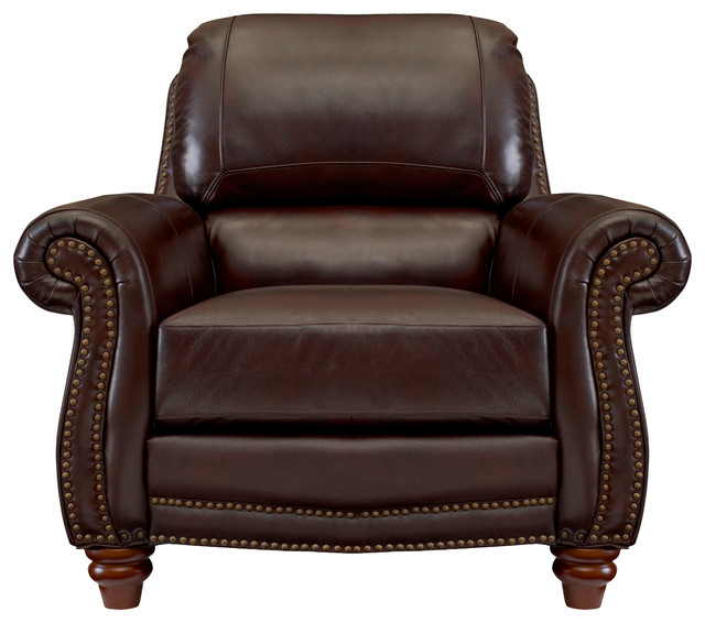 Incredible Carter Top Grain Italian Leather Club Chair Squirreltailoven Fun Painted Chair Ideas Images Squirreltailovenorg