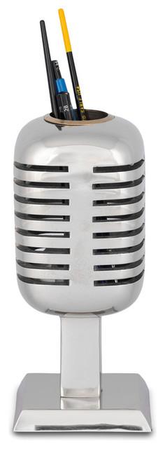 Microphone Pencil Alumi Holder