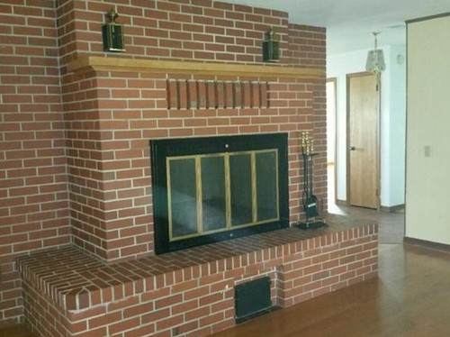 Take Out the Fire Place and Chimney?