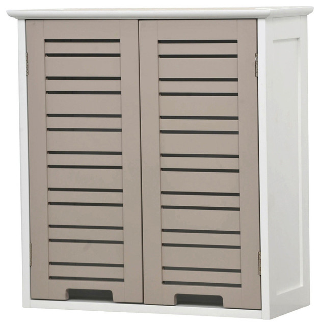 bathroom wood cabinet 2 doors taupe contemporary bathroom cabinets and