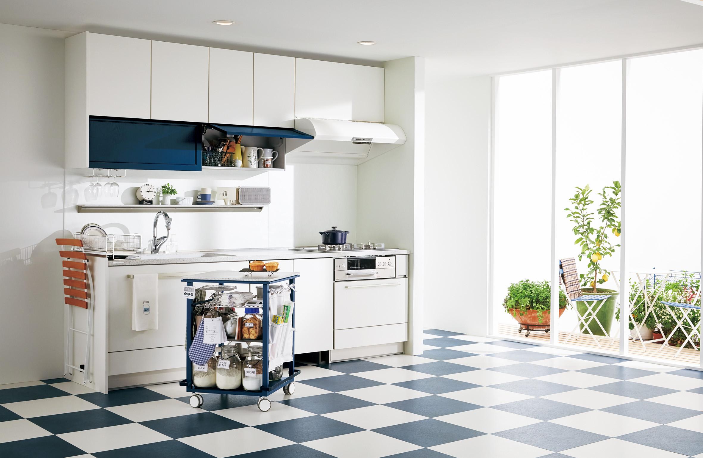 キッチンから始まる家づくり!「マルモコs'キッチン」
