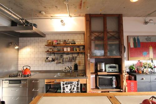 【Houzz】中古マンションを家族でDIY。愛着ある住まいは使いやすさも満点 5番目の画像