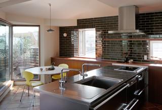 リフォーム実例 #372 コンテンポラリー-キッチン