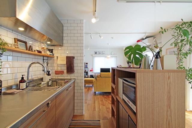 選び抜かれた素材でつくりだす都会の「大人モダン」 asian-kitchen