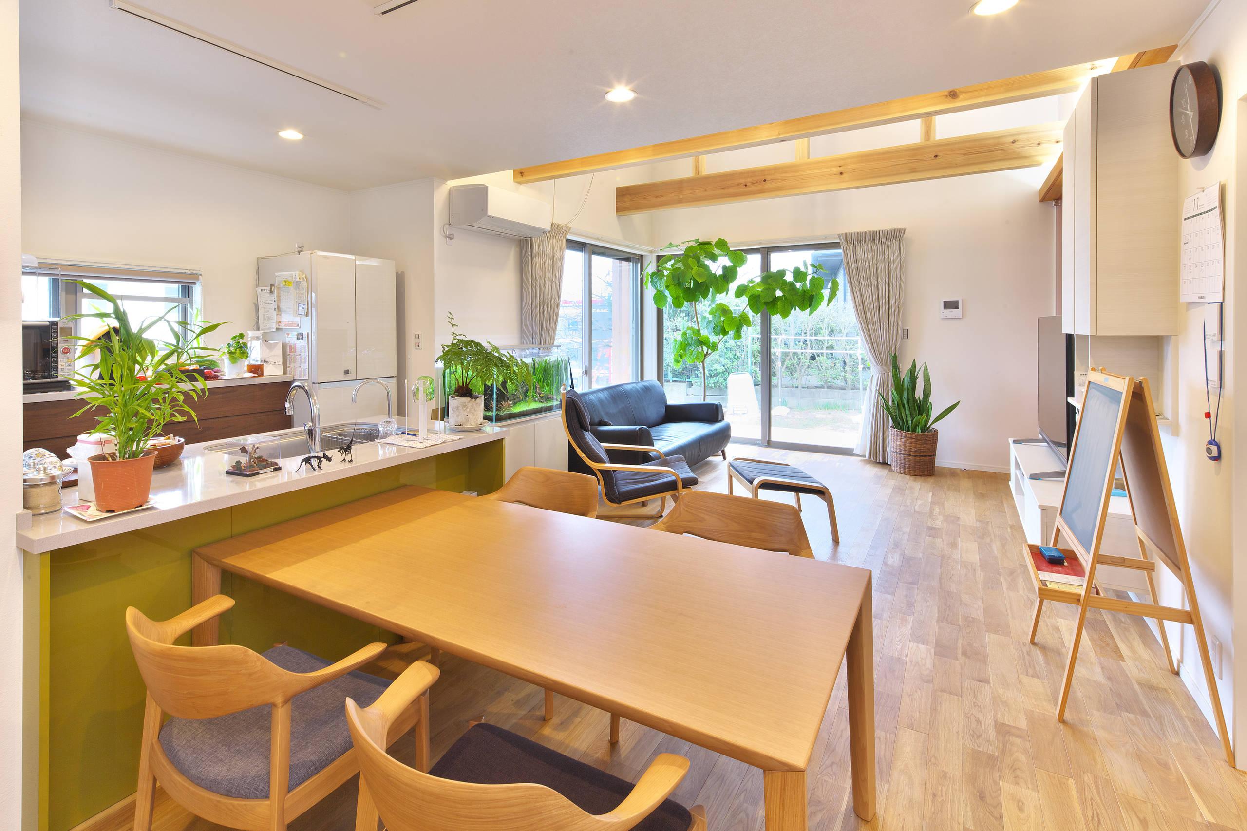 藤ノ木台の家