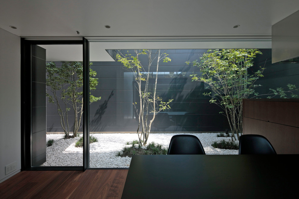 House in Obu - Modern - Dining Room - Nagoya - by 加藤功建築設計事務所
