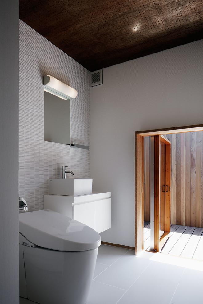 コの字の家/トイレ