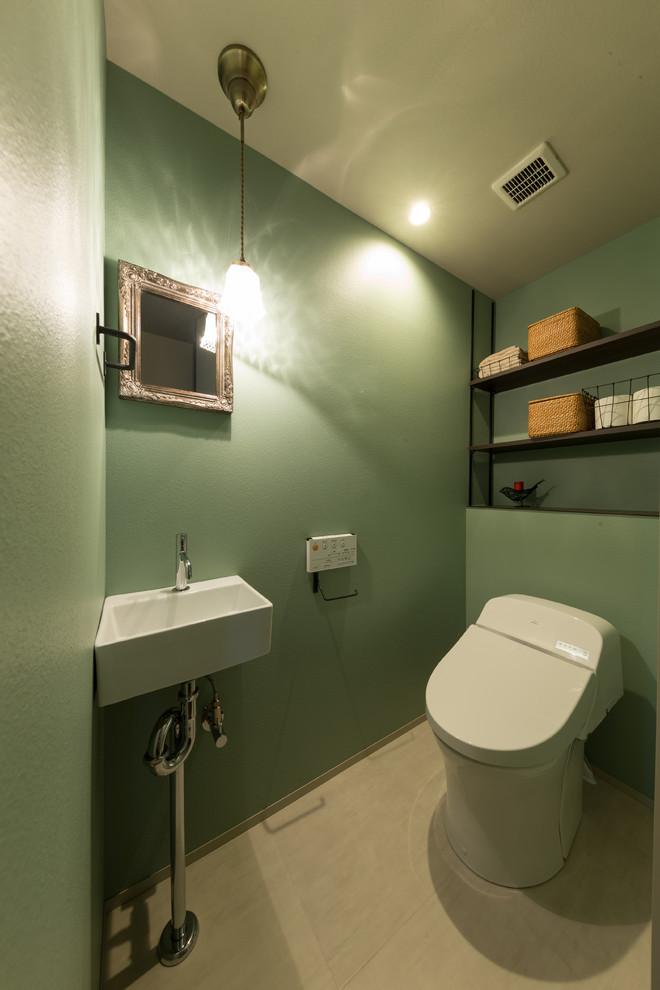 福岡のトイレ・洗面所の画像