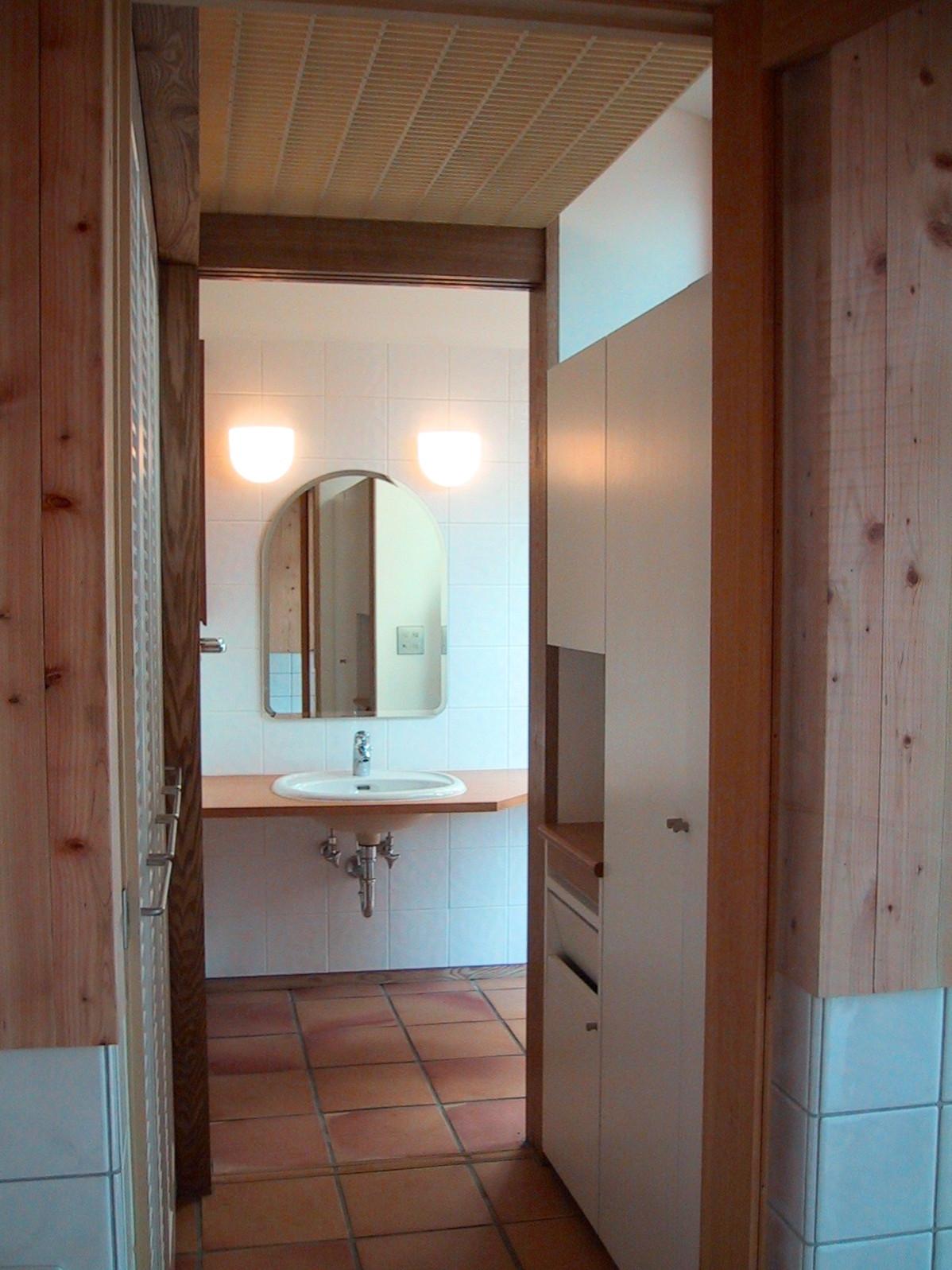 ハウスK/洗面室