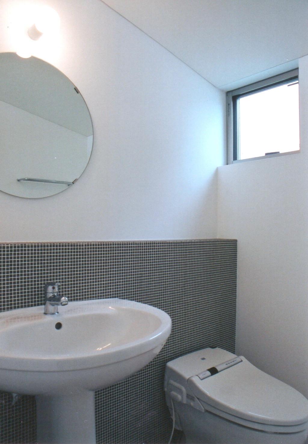 清瀬の家/2階トイレ