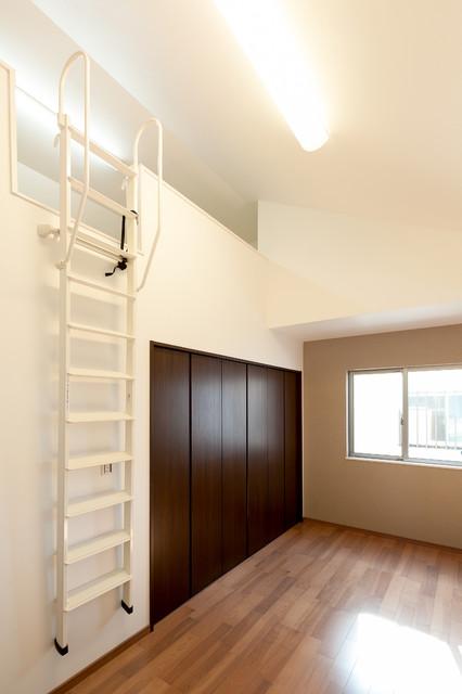 兵庫県川西市の新築R様邸 モダン-ファミリールーム