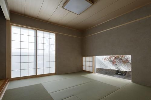 Mアーキテクツによる、和室の画像 by houzz