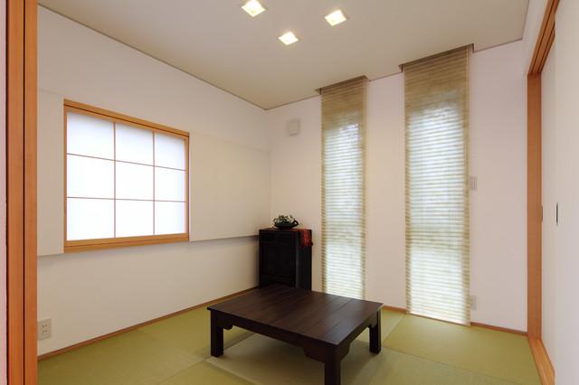 佐久の家 和室 和室和風-書斎ホームオフィス