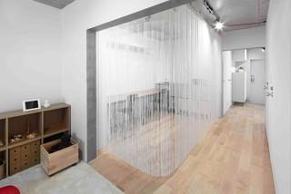 Muji 201号室 Contemporain Bureau A Domicile Autres Perimetres Par Rico Turu Architects Studio