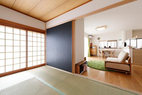 株式会社アートリフォームによる、和室の写真 by houzz