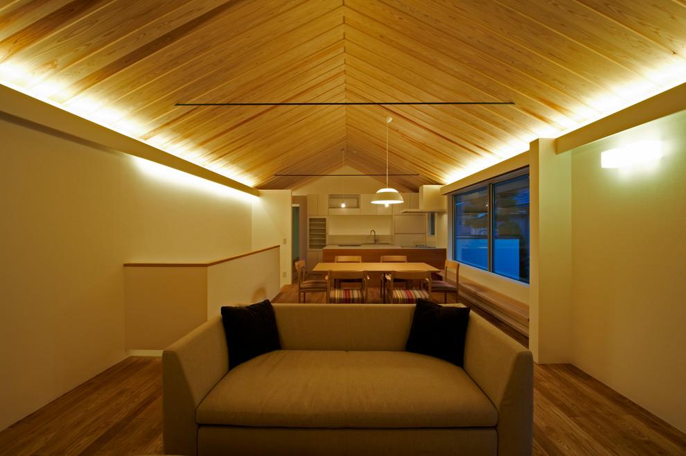 客厅日式风格效果图大全2017图片_土拨鼠干净纯净客厅日式风格装修设计效果图欣赏