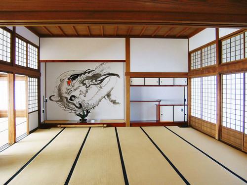 本格的な日本の和室