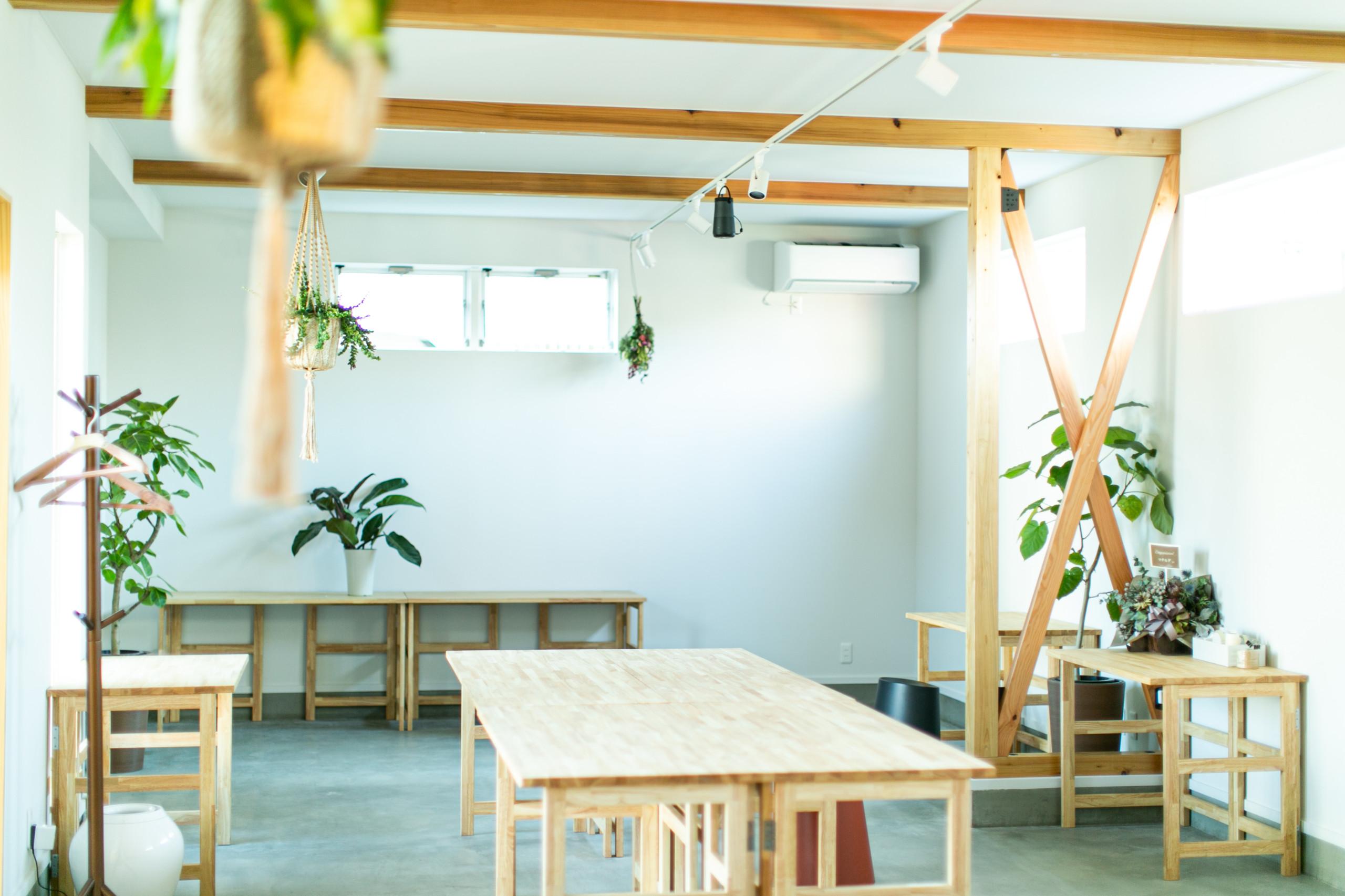 1Fホール・イベントスペース・コワーキングスペース