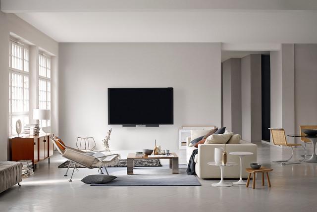 テレビ 壁掛け インテリアコーディネート例