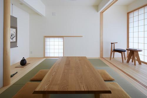和室空間.houzz出典 益永研司写真事務所/MASPHOTO