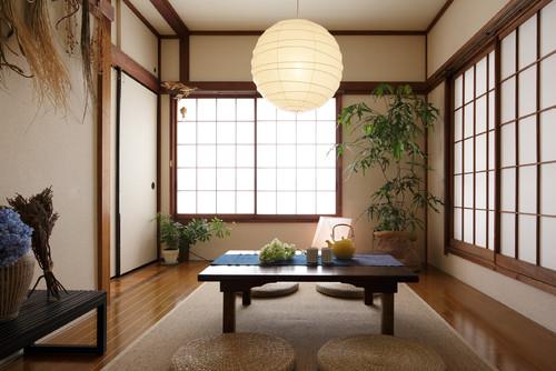 houzz出典 coryo interior styling 和室空間