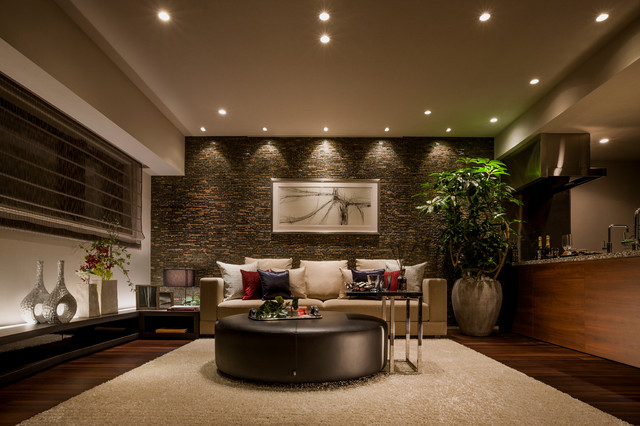 NAOMI KIYOTA Luxury Living Room Modern
