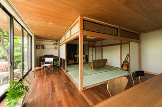 Photo7 japonais salon autres p rim tres par for Quincaillerie meuble japonais