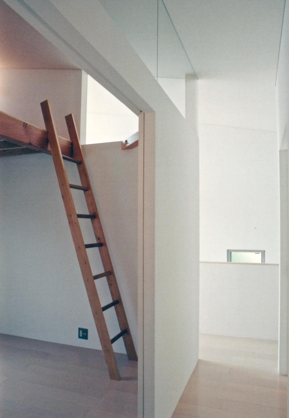 清瀬の家/2階