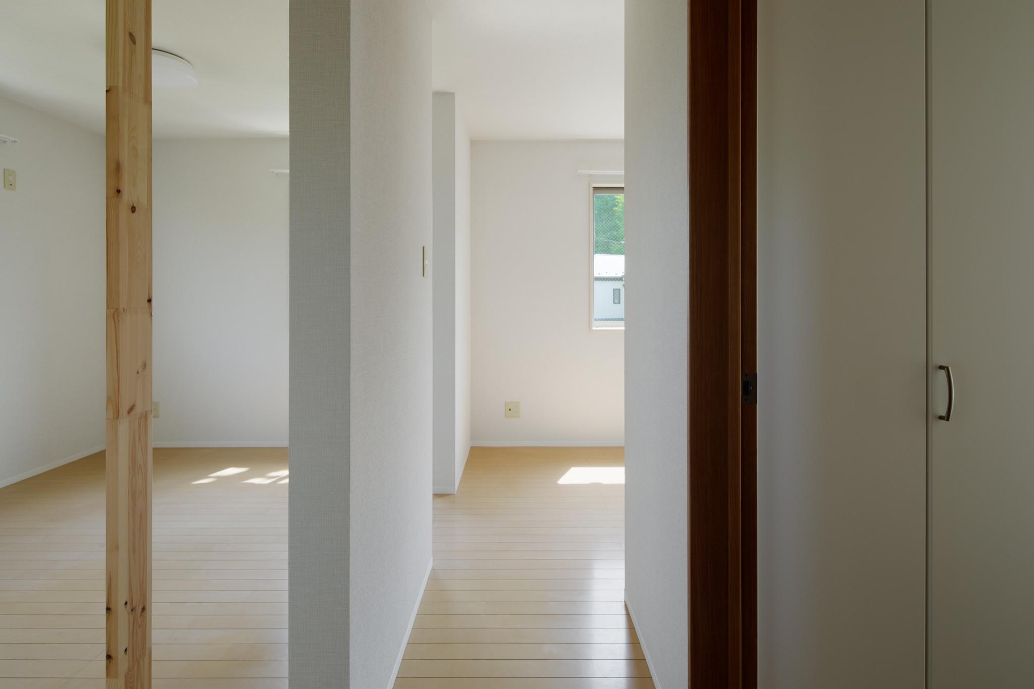 Hハウス改修工事/子供室