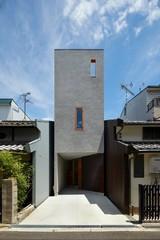 Familienheim in Japan: außen schmal, innen phänomenal
