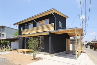 28坪最小限の木の家