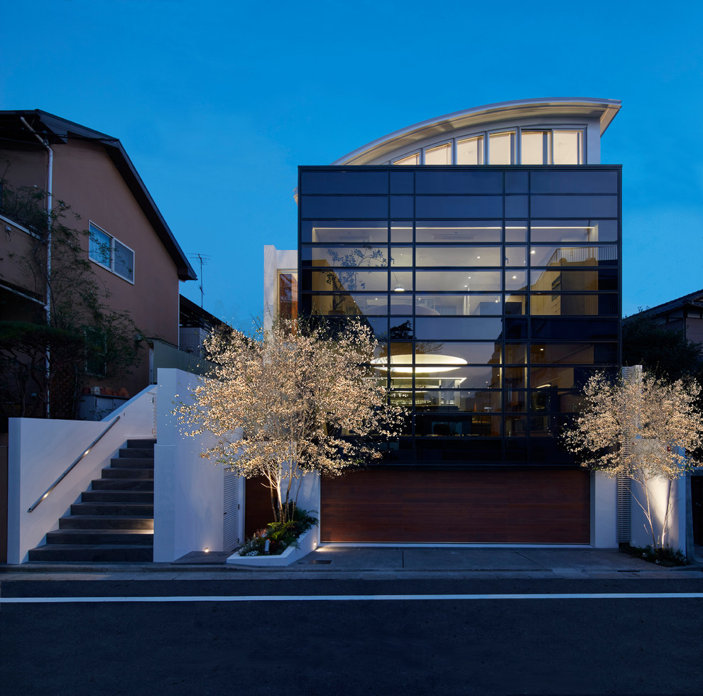 SAKURA SAKURA SAKURA HOUSE | 3世帯高級注文住宅高級注文住宅,デザイン住宅,