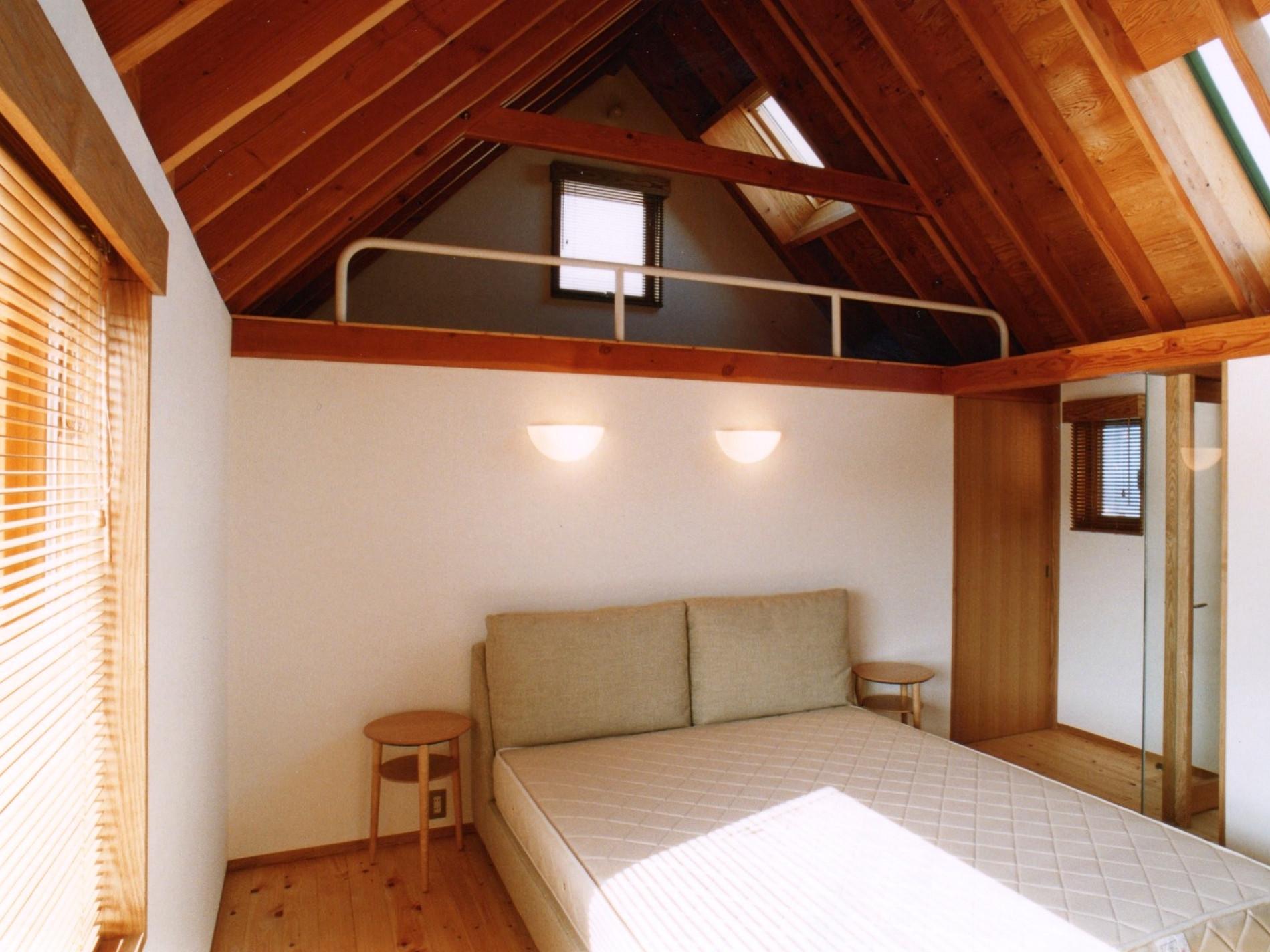 ハウスK/寝室