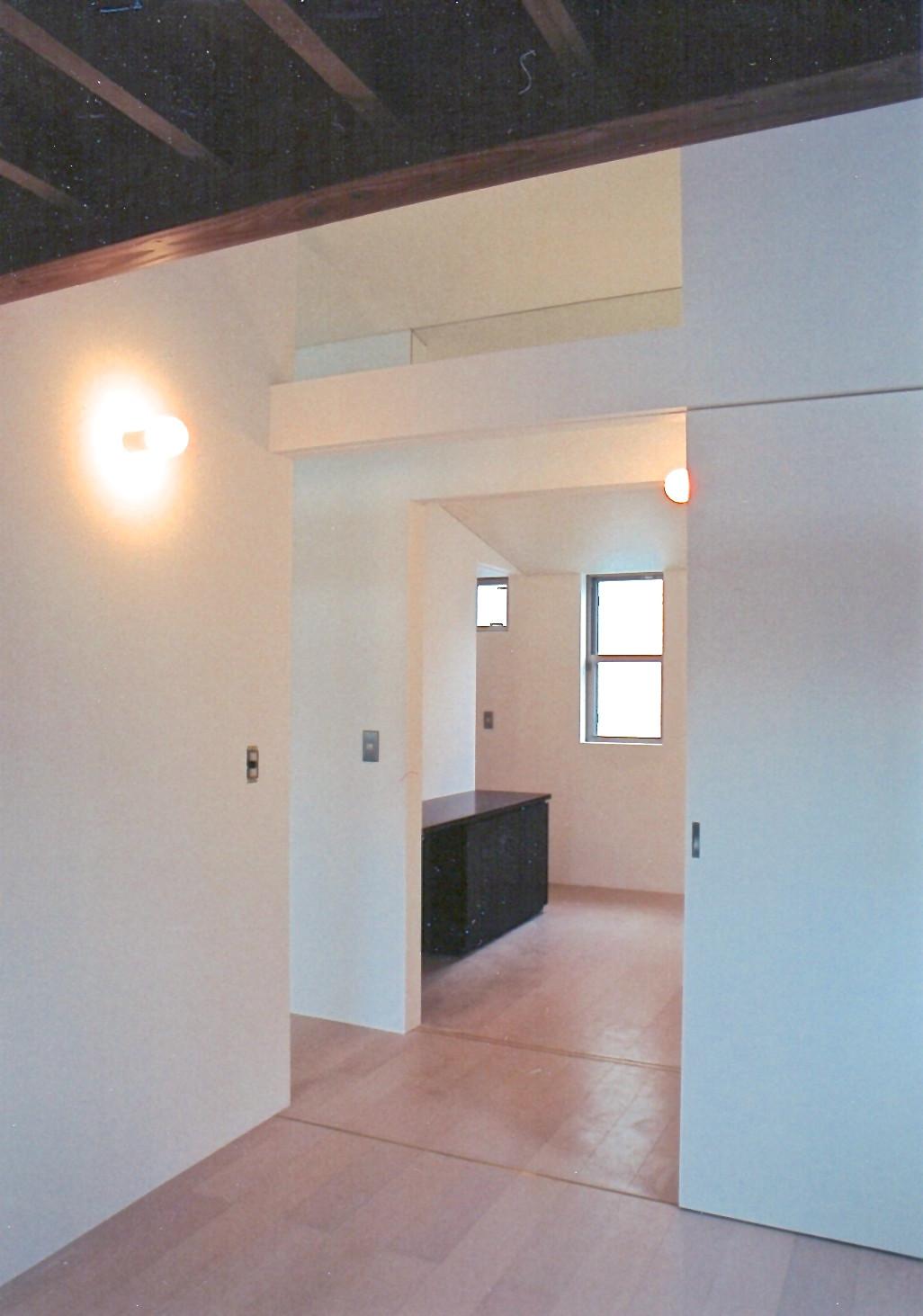 清瀬の家/2階個室