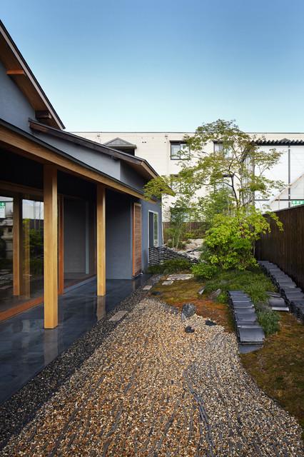 Il fascino di un giardino di pietra giapponese a casa vostra for Accessori giardino giapponese