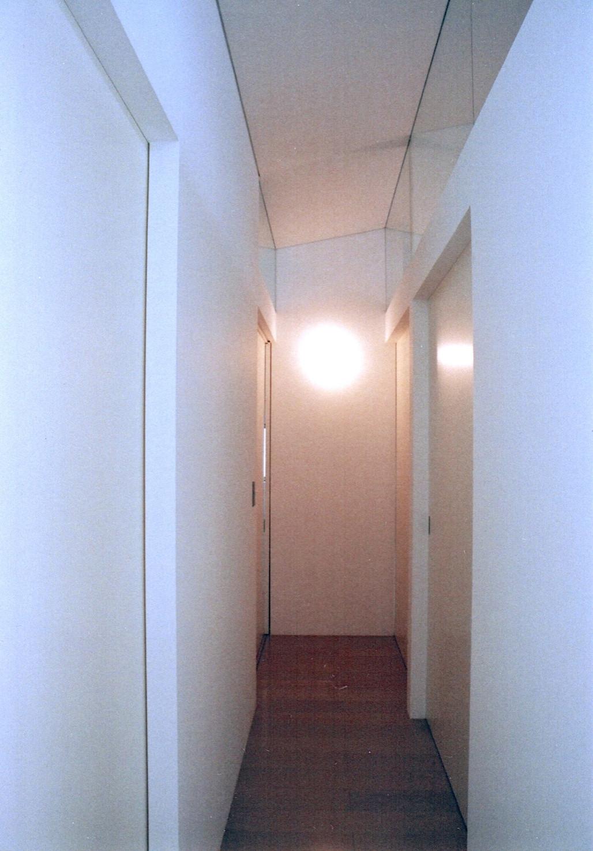清瀬の家/2階廊下