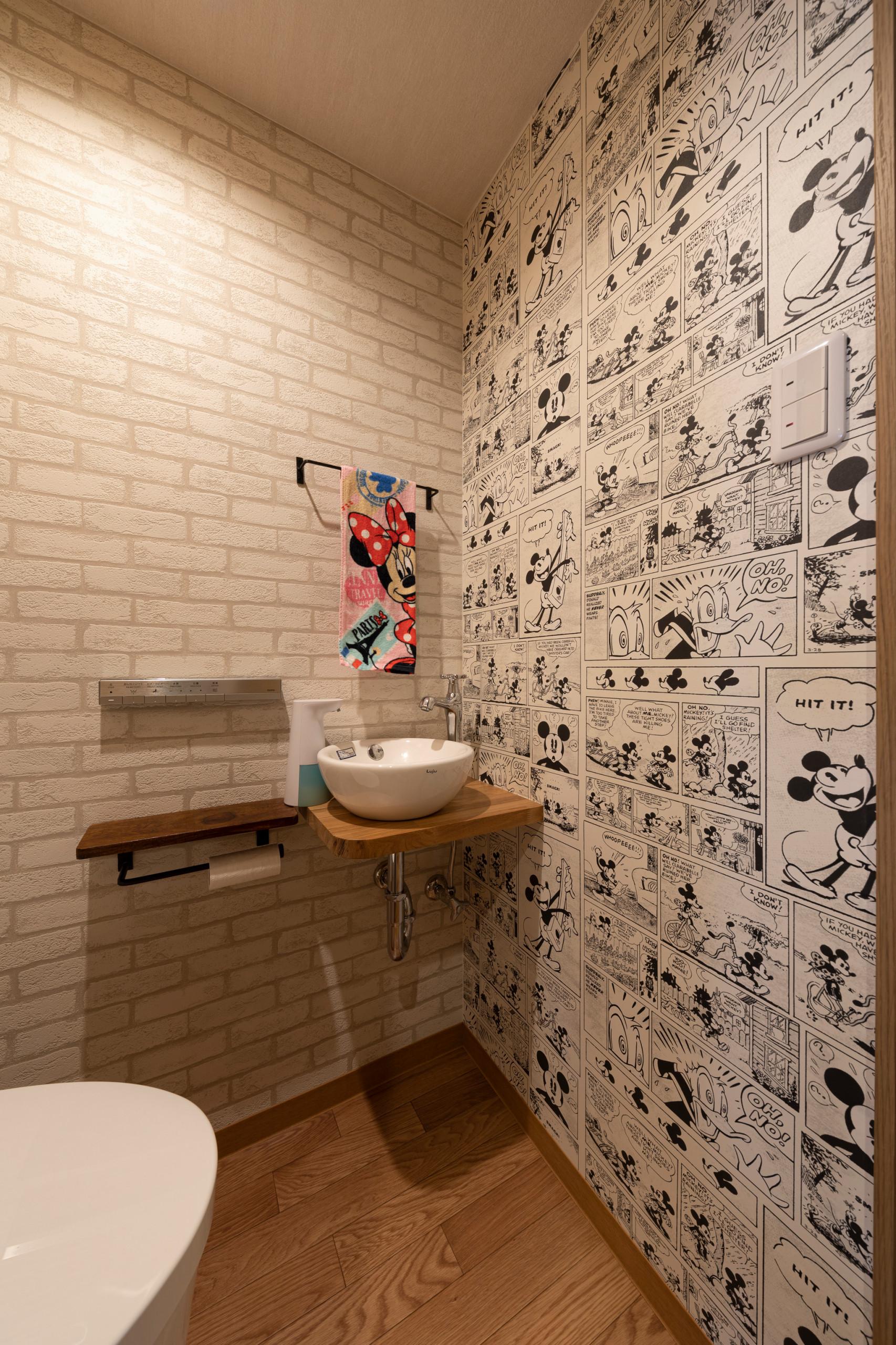 Mickey Mouse Bathroom Ideas Photos