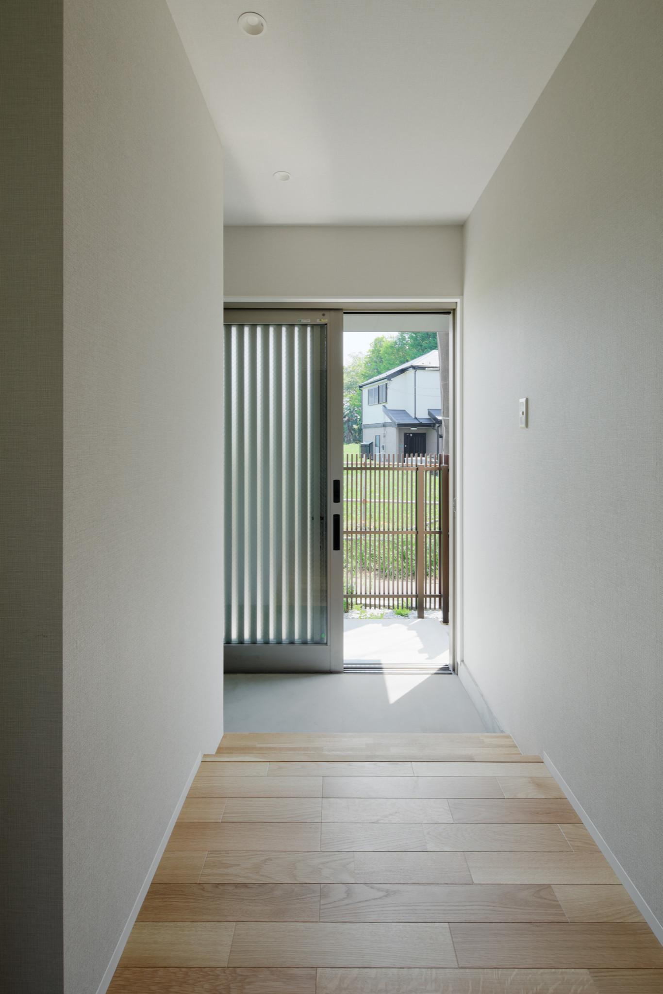 Hハウス改修工事/玄関